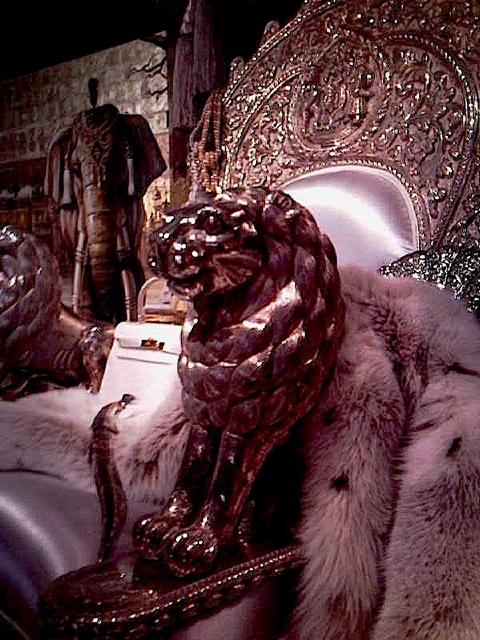Hermès 2 lion