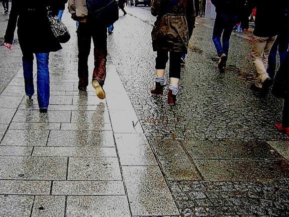 marcher ruelles
