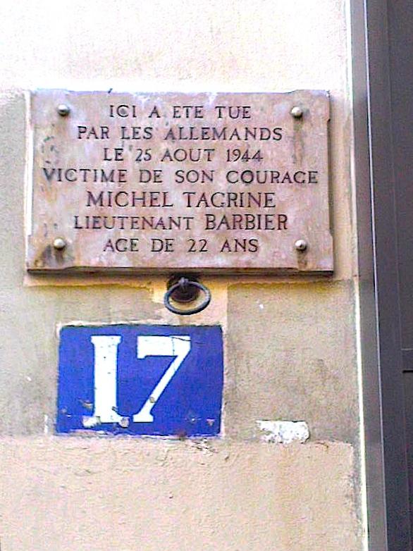 17 faubourg du temple