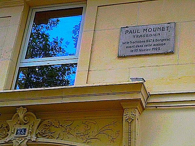 P Mounet