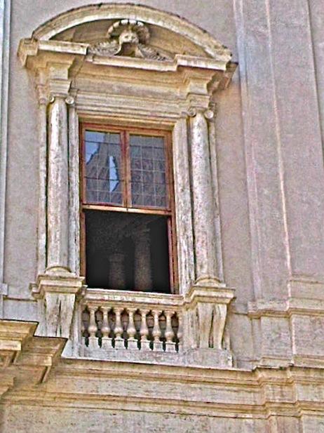 fenêtre Barberini
