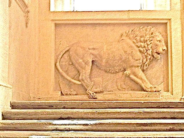 lion Barberini