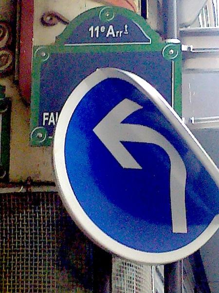 bureau #4 flèche