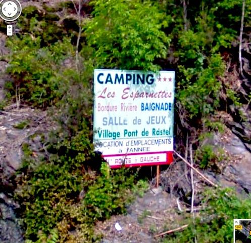 camping pont du rastel