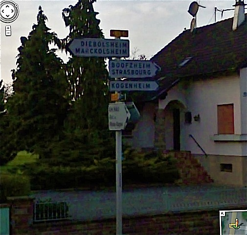 direction boofzheim