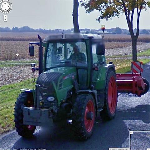 tracteur route de boofzheim