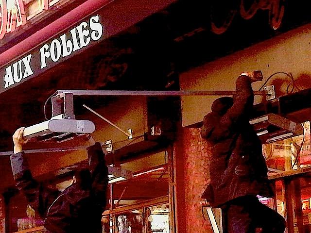 9 folies chauffages