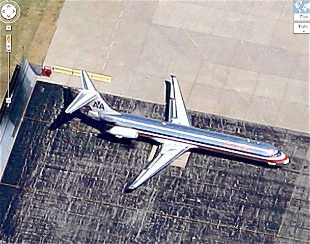 Aéroport Tulsa avion 3