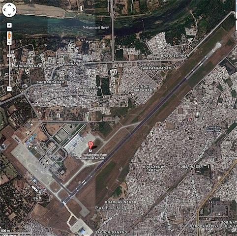 aéroport Ahmedhabad 2