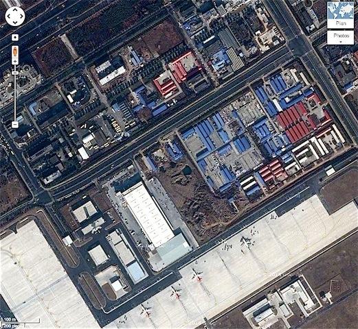 aéroport Nankin 3
