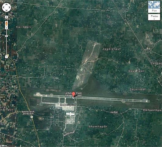 aéroport Varanasi