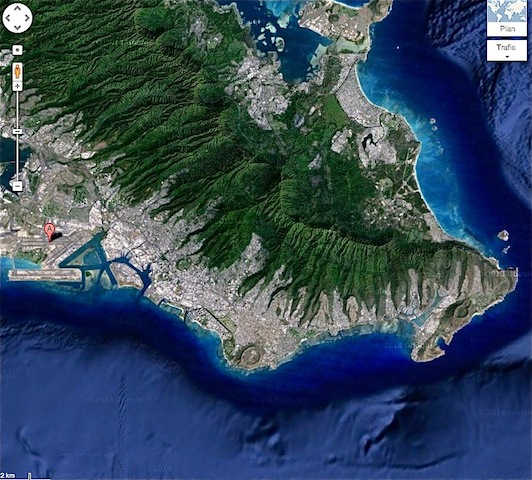aéroport d'Hawaï