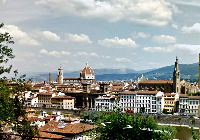 Florence le dome