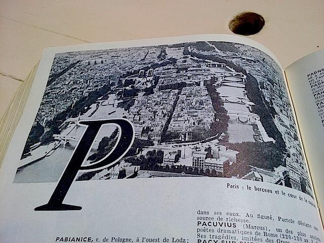 P comme Paris