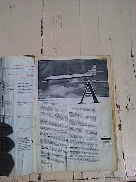 alphabet A commun