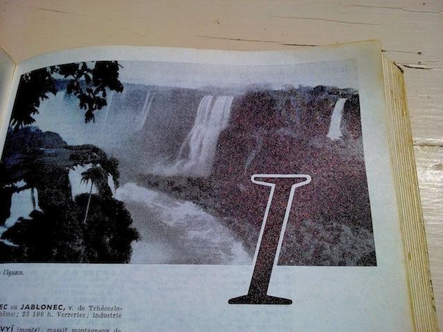 i comme Iguazu