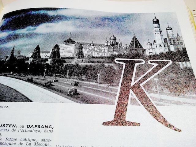 k comme kremlin