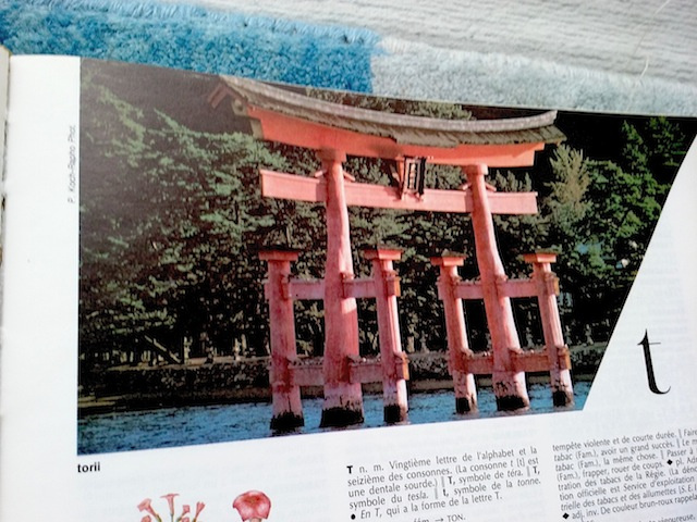 t comme torii