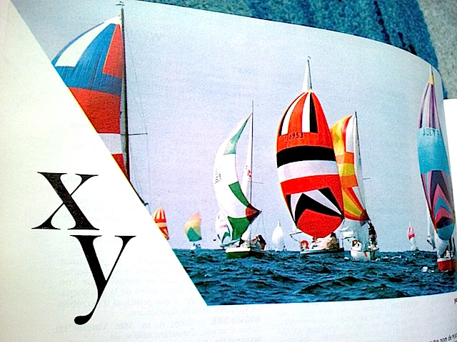 y comme yachting