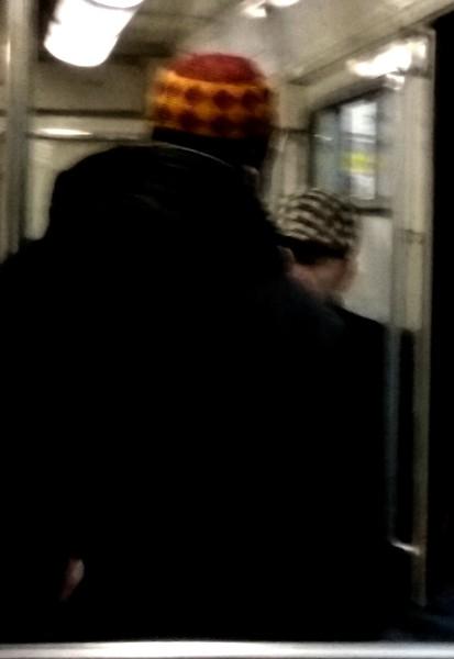 deux chapeaux métro