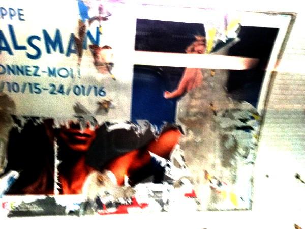 métro affiche déchirée20151210_194709