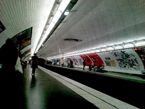 métro opéra