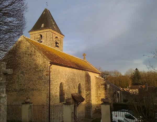 montigny 6 église Villecerf