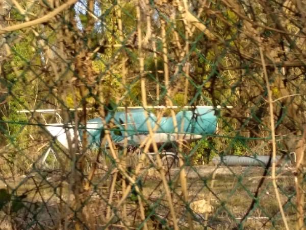 cale sèche bateau bache 1