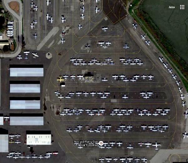 aéroport palo alto OK
