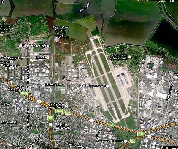 de loin Aéroport SF 1