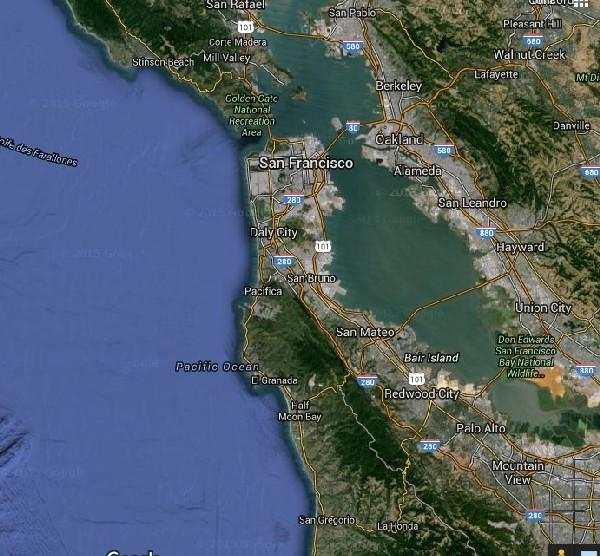 très très loin aéroport SF1