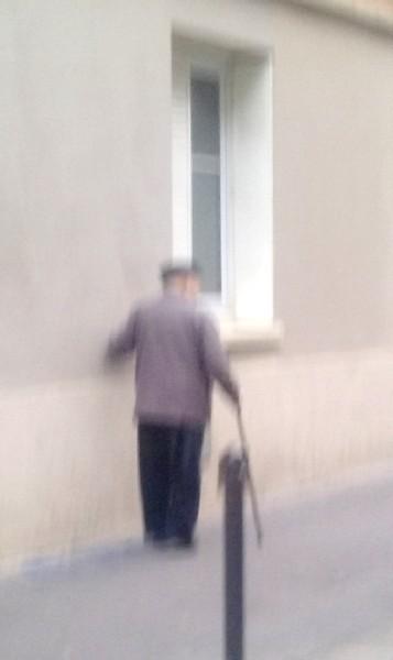 vieil homme rue fessart