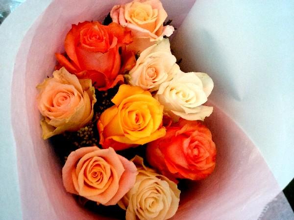 roses du 13 0616