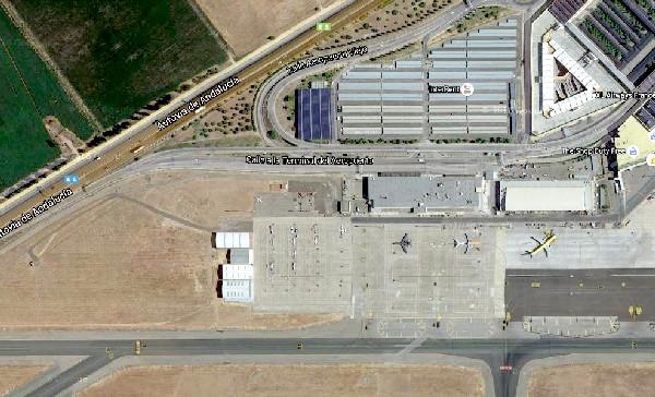 séville aéroport 2