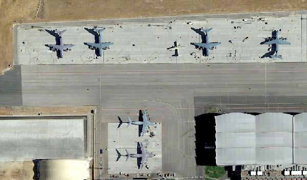 séville aéroport militaire 7