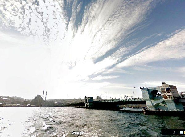 Istanbul pont galatai