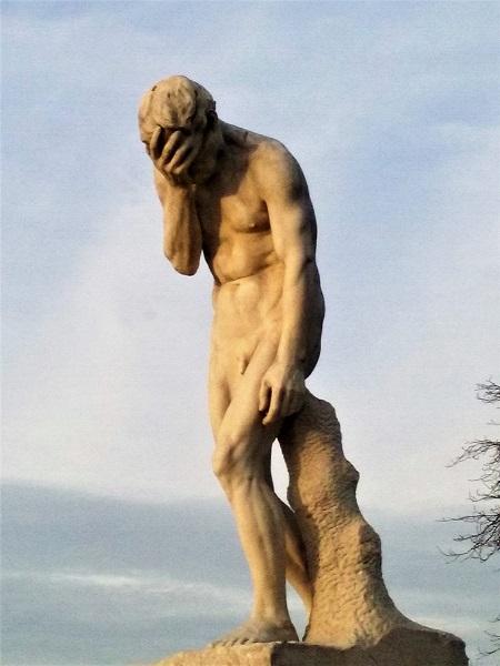 tuilerie-statue