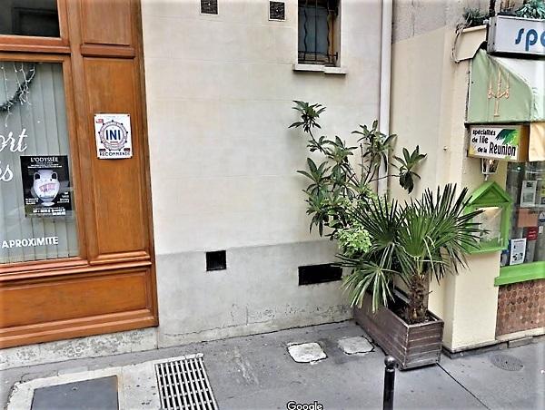 Oublier paris 67 1 rue daguerre - Au salon rue daguerre ...
