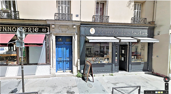 Oublier paris 67 2 rue daguerre pairs - Au salon rue daguerre ...