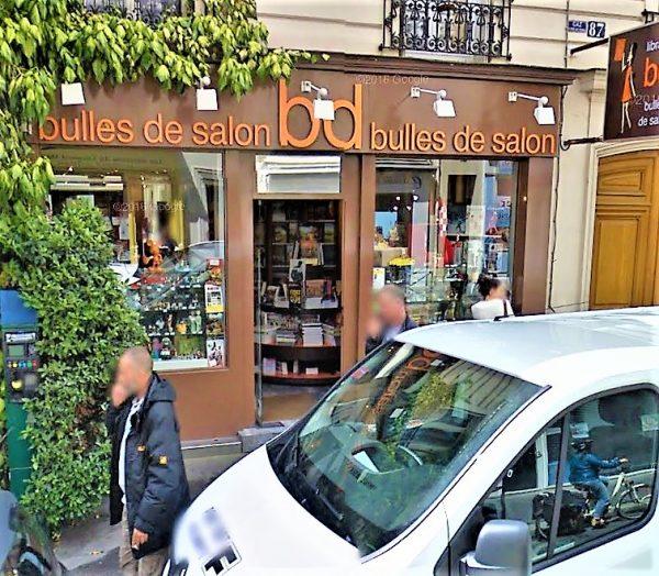 Oublier paris 67 3 daguerre impairs - Librairie salon de the ...
