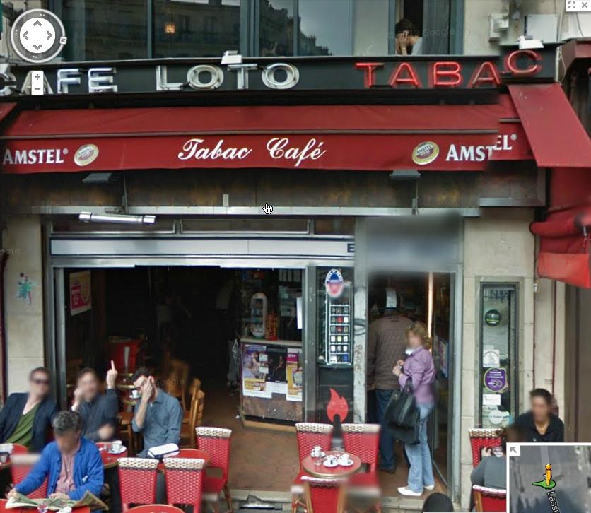Caf Ef Bf Bd Loto Paris